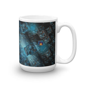 Through the Looking Glass Mug