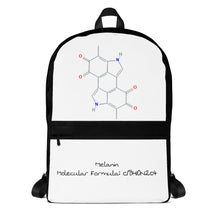 Load image into Gallery viewer, Melanin Chemistry Backpack