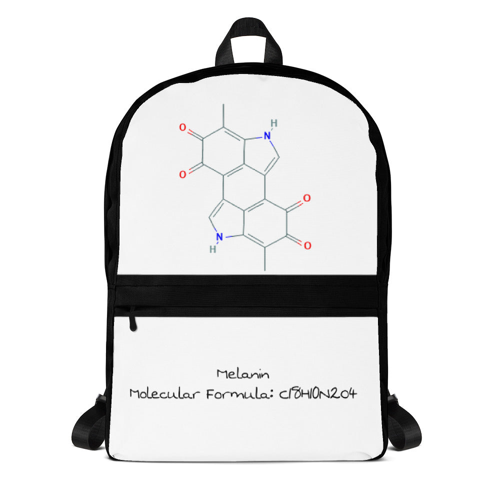 Melanin Chemistry Backpack