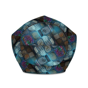 Afro Magic Bean Bag Chair w/ filling