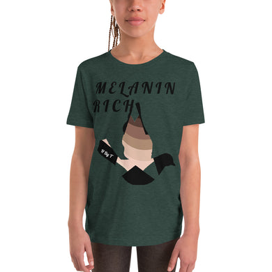 Melanin Rich Youth T-Shirt
