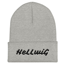 Load image into Gallery viewer, HeLLwiG Cuffed Beanie