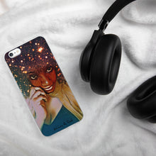Load image into Gallery viewer, Cosmic Crown iPhone Case