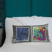Load image into Gallery viewer, Unicorn Magic Premium Pillow