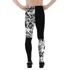 Power to the People Men's Sport Leggings