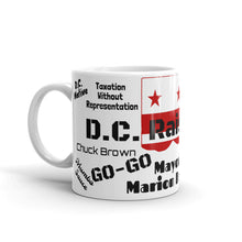 Load image into Gallery viewer, D.C. Raised Me Mug