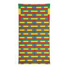 Load image into Gallery viewer, Ethiopian flag neck gaiter