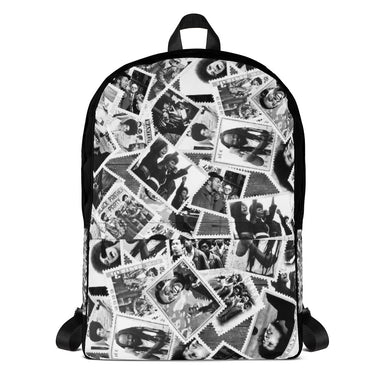 Power To The People Backpack (Black)