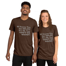Load image into Gallery viewer, Don't Be Racist unisex t-shirt