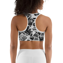 Load image into Gallery viewer, Power to the People Sports bra