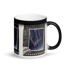 Load image into Gallery viewer, Gaia By Vaughndell Matte Black Magic Mug