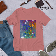 Load image into Gallery viewer, Butterfly Queen Unisex T-Shirt