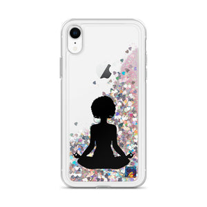 Goddess Liquid Glitter Phone Case