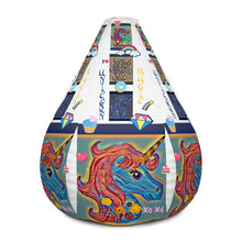 Load image into Gallery viewer, H By T Unicorn Bean Bag Chair w/ filling