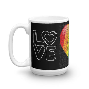 Rainbow Pride Coffee Mug