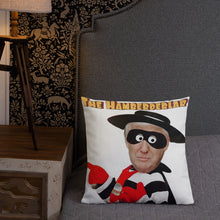 Load image into Gallery viewer, Hamberderler 45 Premium Pillow