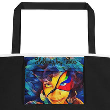 Load image into Gallery viewer, Royal Beauty Beach Bag