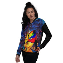 Load image into Gallery viewer, Hellwig Signature Unisex Bomber Jacket
