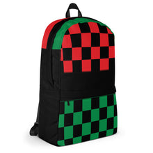 Load image into Gallery viewer, Checkered Past Backpack