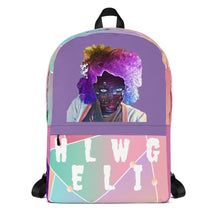 Load image into Gallery viewer, Hellwig Demigoddess Backpack