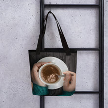 Load image into Gallery viewer, Hellwig Coffee Time Tote bag