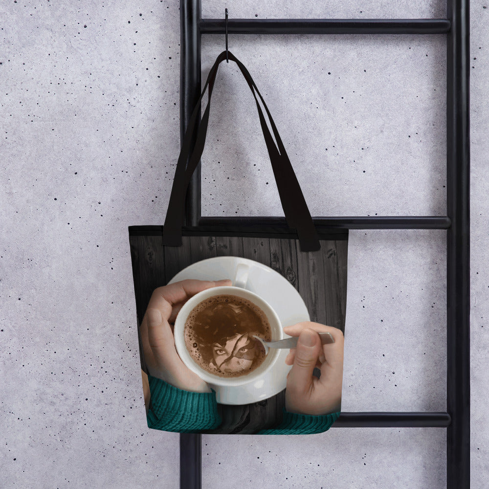 Hellwig Coffee Time Tote bag