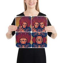 Load image into Gallery viewer, Clown Morph  Photo paper poster
