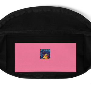 Breast Cancer Ribbon Fanny Pack