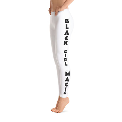 Black Girl Magic women's Leggings