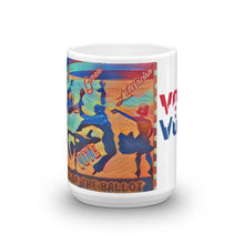 Load image into Gallery viewer, Ballet of the Ballot Democracy Mug