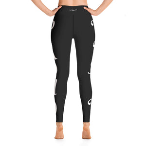 Black & Proud women's Yoga sport Leggings