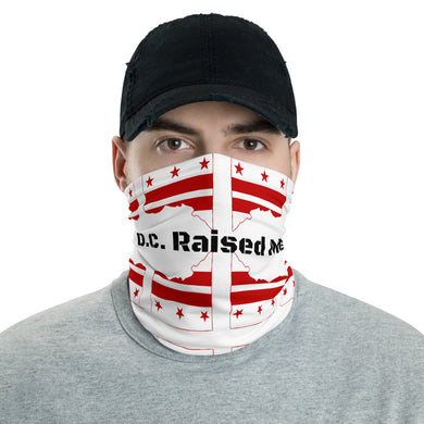 DC Raised Me Neck Gaiter ( face mask )