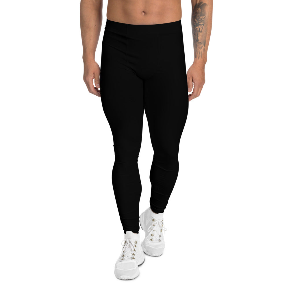 Black Lives Matter Men's sport Leggings