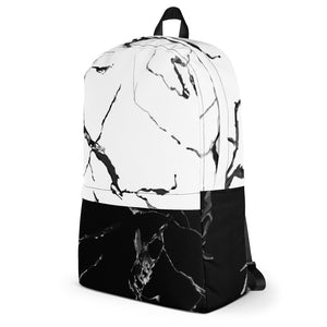 Marbled Duality Backpack