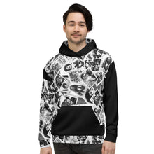 Load image into Gallery viewer, Power to the People Unisex Hoodie (print on body)