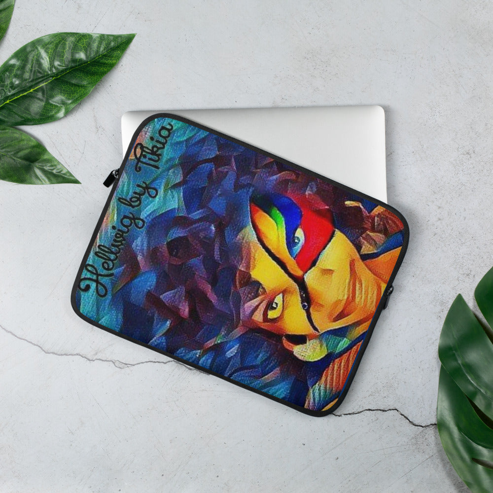 H By T Signature Laptop Sleeve