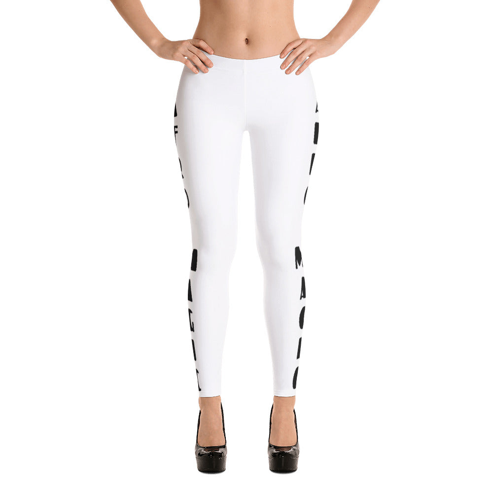 Extra Afro Magic women's Leggings