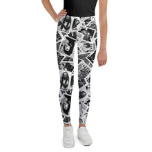 Load image into Gallery viewer, Power to the People kids Leggings