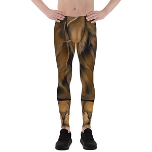 King Lion Men's Leggings