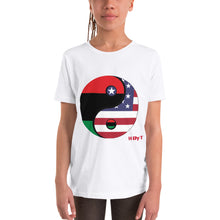 Load image into Gallery viewer, H By T Yin Yang Youth T-Shirt