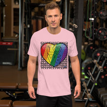 Load image into Gallery viewer, Rainbow Pride Unisex T-Shirt