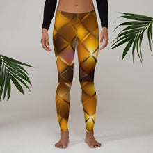 Load image into Gallery viewer, Diamond Tigress Leggings
