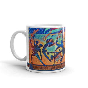 Ballet of the Ballot Democracy Mug