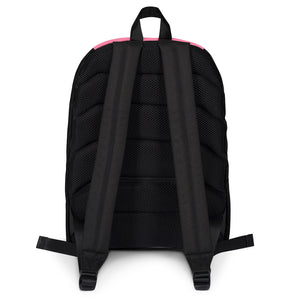 Breast Cancer Awareness Ribbon Backpack