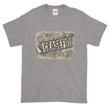 Load image into Gallery viewer, Ceasefire Plus Unisex Short Sleeve T-Shirt
