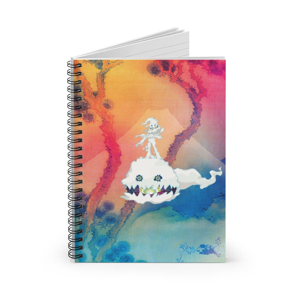 Kids See Ghosts Spiral Notebook-Spiral Notebook-Archethype