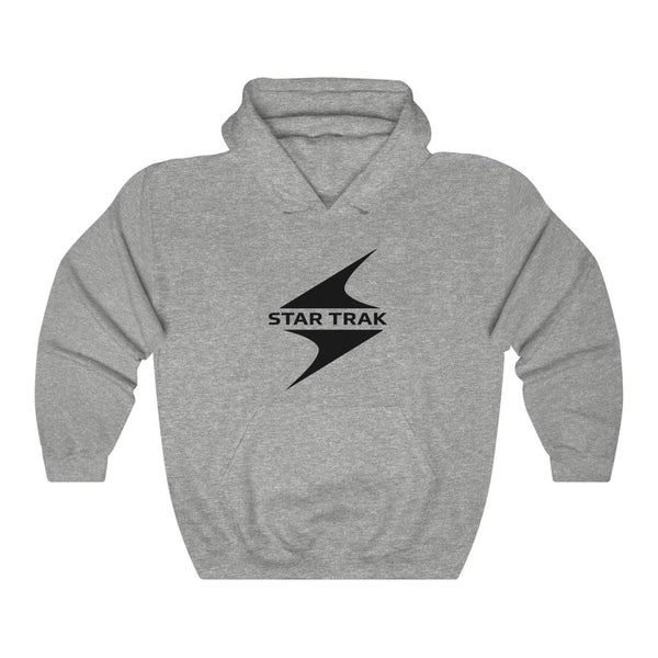 Star Trak inspired Unisex Heavy Blend Hooded Sweatshirt - Pharrell Williams the Neptunes inspired-Sport Grey-L-Archethype