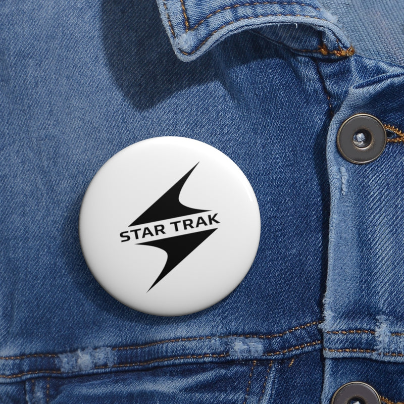Star Track The Neptunes Pharrell Williams NERD inspired Pin Buttons-Archethype