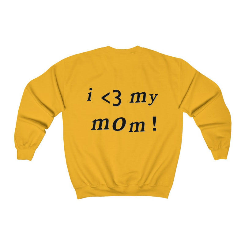 Mother's Day Kanye West Kids See Ghosts Inspired Crewneck Sweatshirt Merch-Archethype