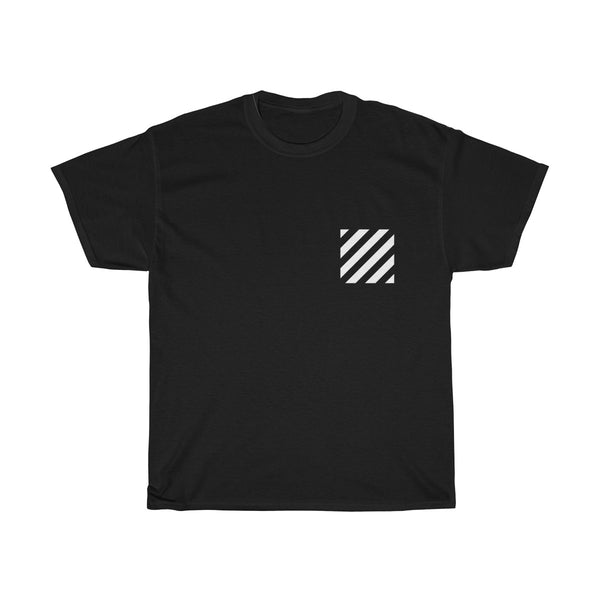 Dope Off-White Virgil Abloh c/o Inspired Tee-Black-L-Archethype